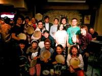 2014年12月2日pikaia pandeiro special LAST LIVE!! ~ありがとう小澤さん♪~
